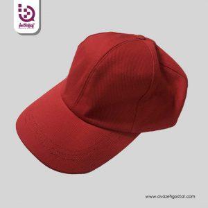 کلاه تبلیغاتی قرمز اصفهان